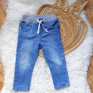 🎉GAP Baby Relaxed Jeans 18/24 Months